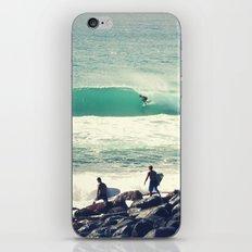 Morning Barrel iPhone & iPod Skin