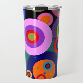 Abstract #320 Travel Mug