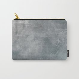 Vintage Concrete Wall Carry-All Pouch