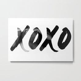 Site Logo Metal Print