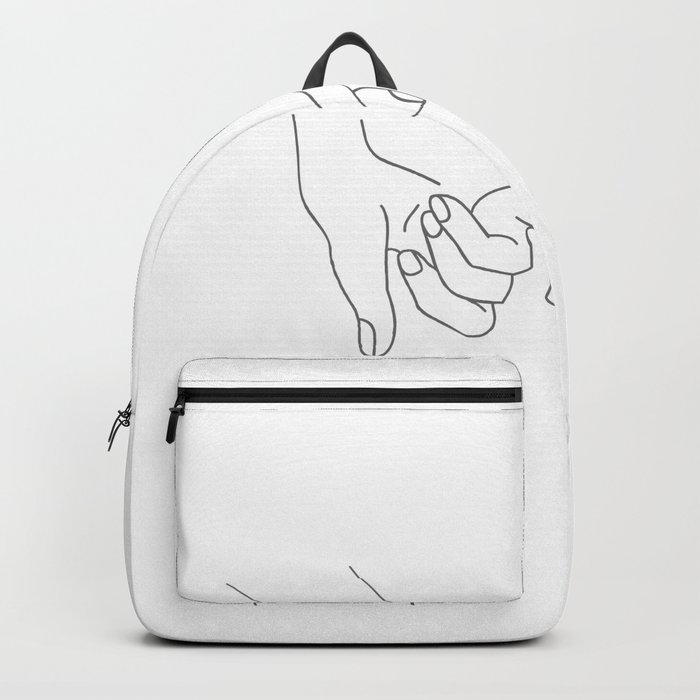 Pinky Promise Rucksack
