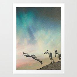 Boys Art Print