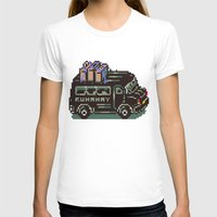 earthbound T-shirts featuring Runaway 5 Van - Mother 2 / Earthbound by Studio Momo╰༼ ಠ益ಠ ༽