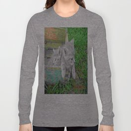 Twins chillin  Long Sleeve T-shirt