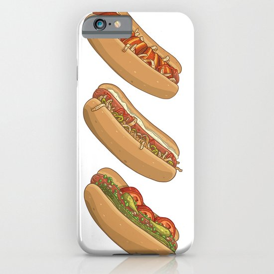 City Dogs iPhone & iPod Case