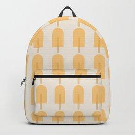 Orange Popsicle Pattern Backpack