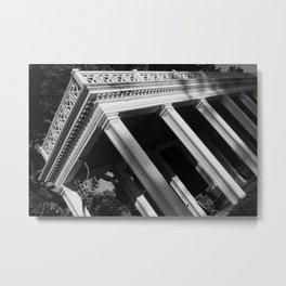 Mount Vernon Gardens  Metal Print