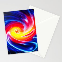 Abstract perfektion 84 Stationery Cards