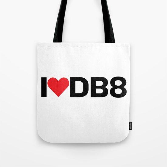 I ♥ Debate Tote Bag