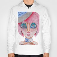 poker Hoodies featuring poker face by Scenccentric Creations