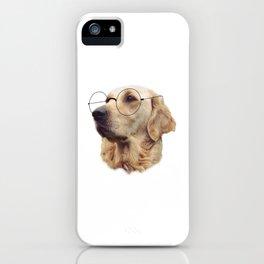 Nerd Doggo iPhone Case