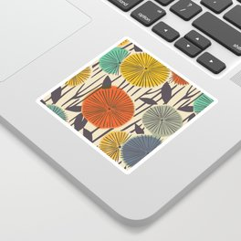 Blossom and bloom Sticker