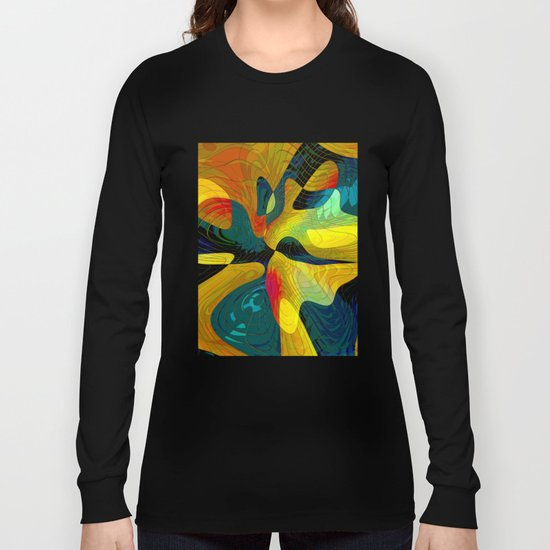 Birth of a Butterfly Long Sleeve T-shirt