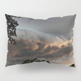 Ominous Storm Pillow Sham
