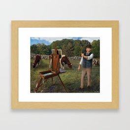 Childe Hassam Framed Art Print