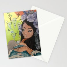 This Woman's Work Stationery Cards