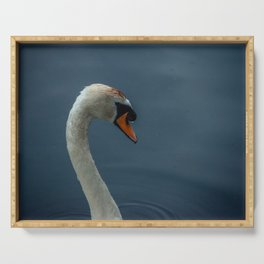 Swan Serving Tray