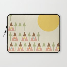 Happy Camper Laptop Sleeve
