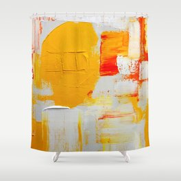 Pingo Dourado - Landscape Shower Curtain