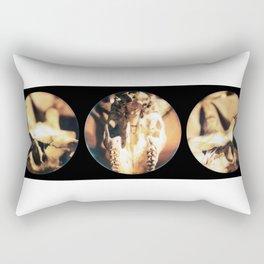 Ramskull Tryptic Rectangular Pillow