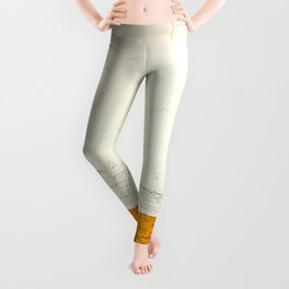 Goldness Leggings