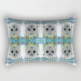 Trama Skull Rectangular Pillow