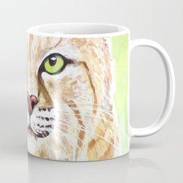 Tiger Lilly Bobcat Coffee Mug
