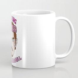 Mr Pink Coffee Mug