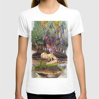 fairy T-shirts featuring Fairy by Jose Luis Ocana