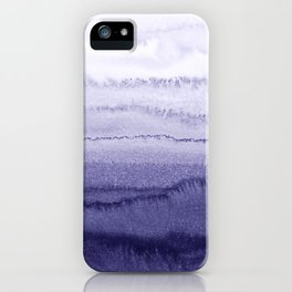 WITHIN THE TIDES ICELAND LUPINS by Monika Strigel iPhone Case