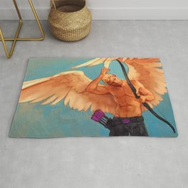 is this wings oh my god i HATE MAGIC Rug