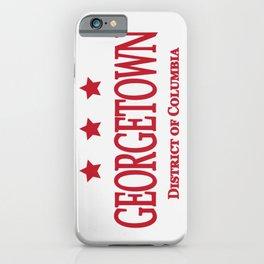 Georgetown iPhone Case