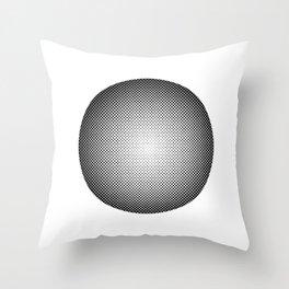 Reprographic Throw Pillow