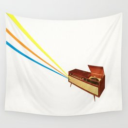 Broadcast Wall Tapestry