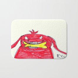 Clifford the Big Red Dog Bath Mat