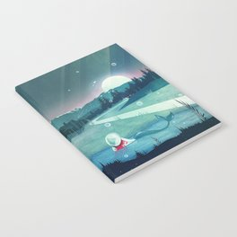 A Mermaid's Dream Notebook
