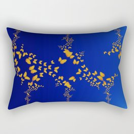 Flight of the Butterflies Rectangular Pillow