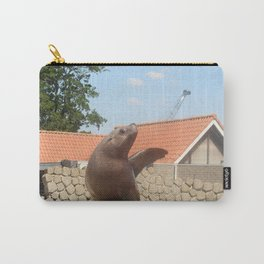 Seal Waving Carry-All Pouch