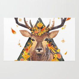 The Spirit of the Forest Rug