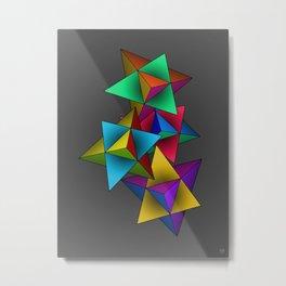 Aversion II Metal Print