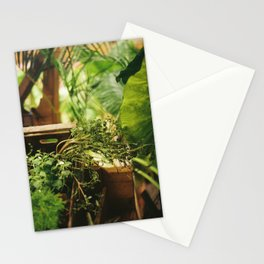l'expédition végétale Stationery Cards