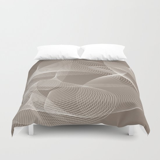 Abstract pattern 12 Duvet Cover