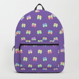 Whimsical Butterfly Pattern Backpack