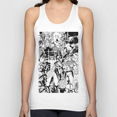 Whose Side Are You On? Unisex Tank Top
