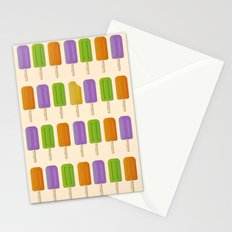 Stop wishing, start doing - Popsicles Stationery Cards