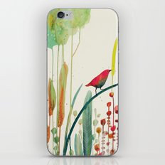 to sing for iPhone Skin