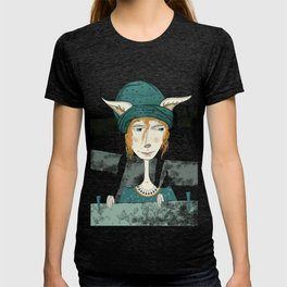 Local intelligence T-shirt