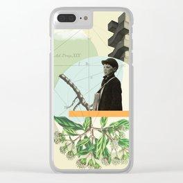 Newsboy Clear iPhone Case