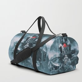 Audience With The Titan Duffle Bag