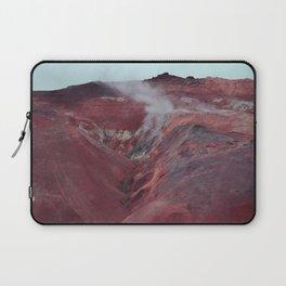 Icelandic volcano Laptop Sleeve
